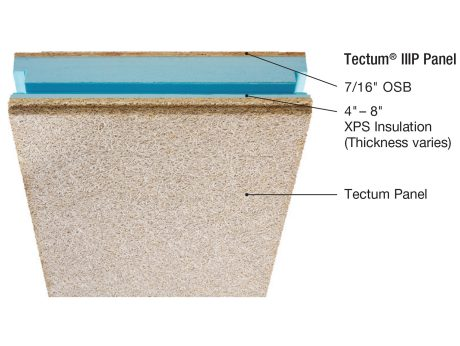 TECTUM IIIP Roof Deck Composition